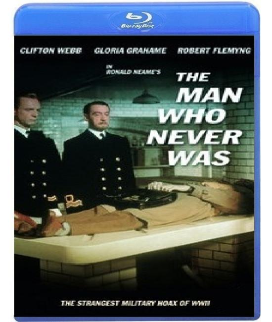 Человек, которого никогда не было [Blu-ray]