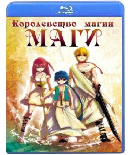 Маги: Королевство Магии (1-2 сезон) [Blu-ray]