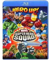 Отряд Супергероев (1 сезон) [Blu-ray]