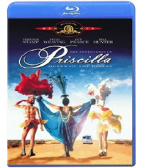Приключения Присциллы, королевы пустыни [Blu-ray]