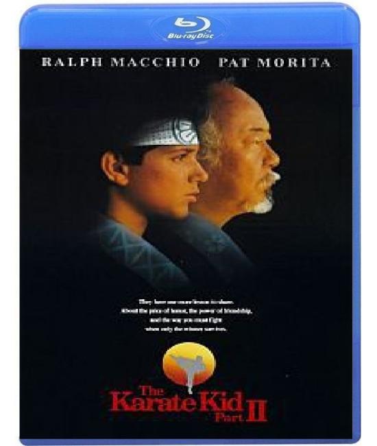 Малыш-каратист 2 (Парень-каратист 2) [Blu-ray]