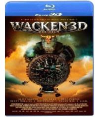 Вакен [3D/2D Blu-ray]