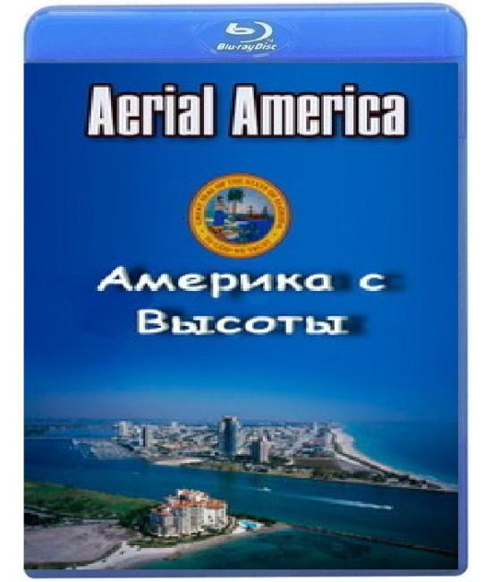 Америка с высоты (9 серий) [Blu-ray]