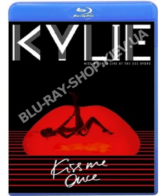 Kylie Minogue: Kiss Me Once - Live at the Sse Hydro [Blu-ray]