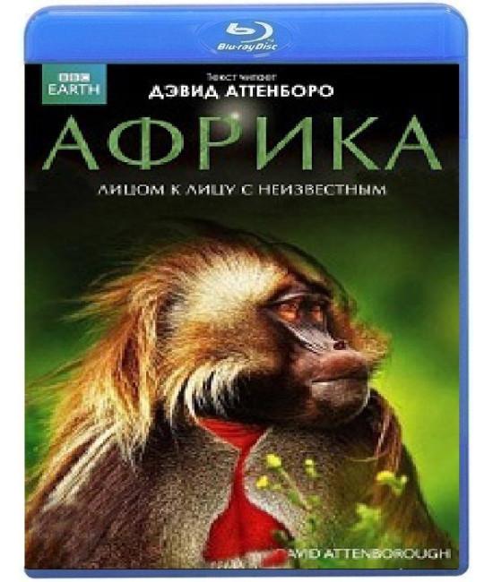 Планета. Африка (6 серий) [Blu-ray]
