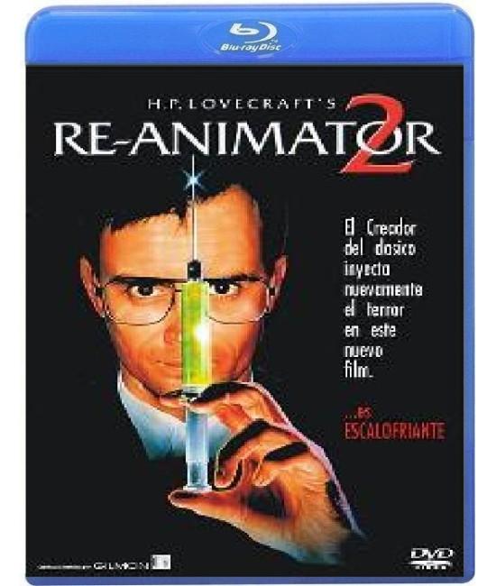 Невеста реаниматора (Реаниматор 2)[Blu-ray]