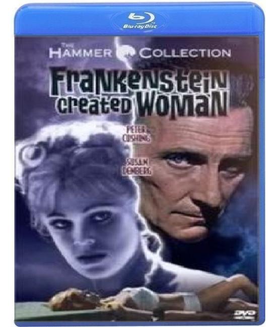 Франкенштейн создал женщину[Blu-ray]