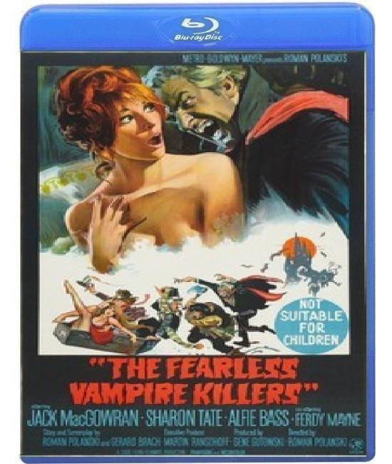 Бал вампиров (Бесстрашные убийцы вампиров)[Blu-ray]