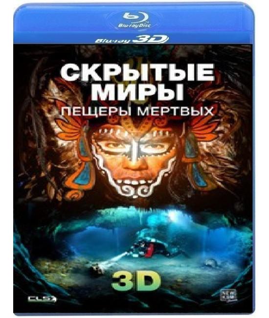 Скрытые миры: Пещеры Мертвого [2D/3D Blu-ray]