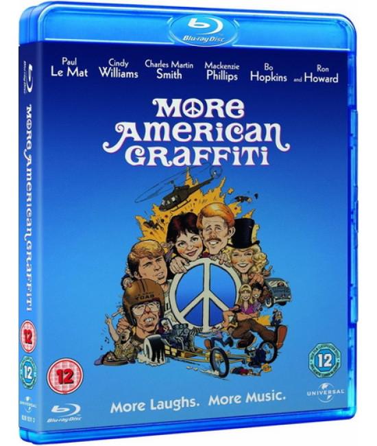 Новые американские граффити [Blu-ray]