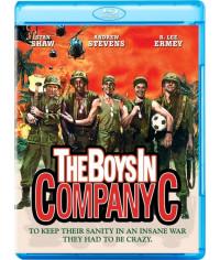 Парни из роты C [Blu-ray]