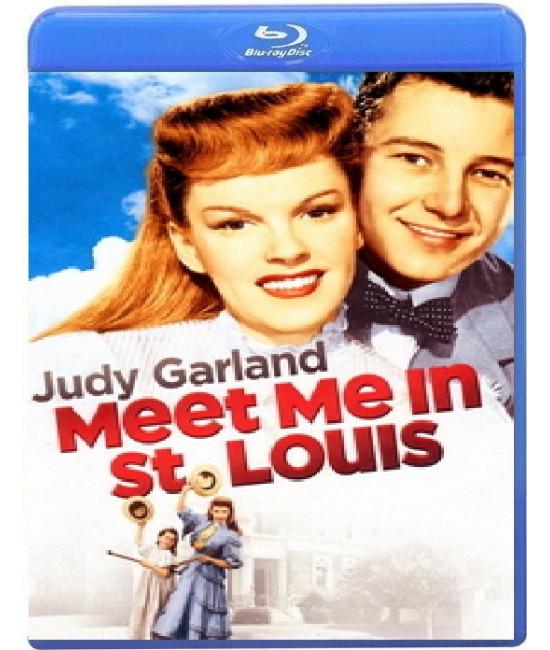 Встреть меня в Сент-Луисе [Blu-ray]