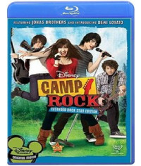 Camp Rock: Музыкальные каникулы [Blu-ray]