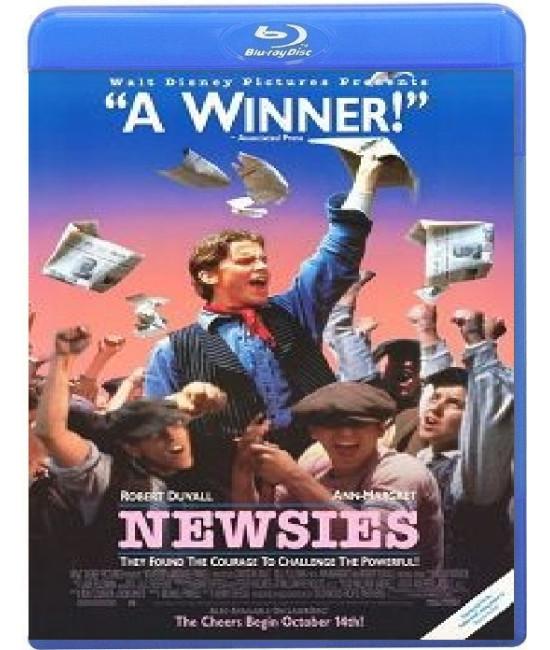 Продавцы новостей (Газетчики) [Blu-ray]