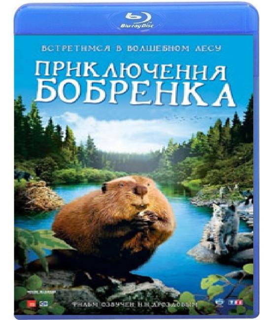 Приключения бобрёнка [Blu-Ray]