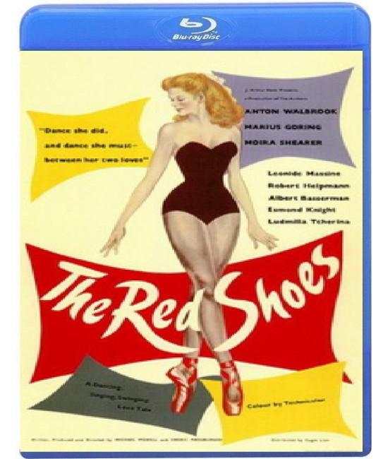 Красные башмачки [Blu-ray]