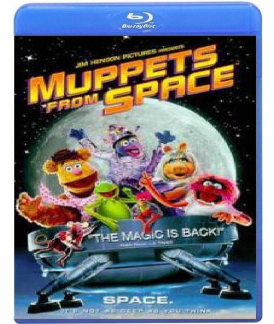 Маппет-шоу из космоса [Blu-ray]