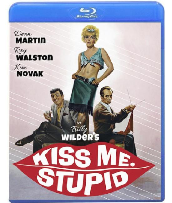 Поцелуй меня, глупенький [Blu-ray]