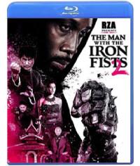 Человек с железными кулаками 2 [Blu-ray]