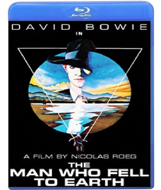 Человек, который упал на Землю [Blu-ray]