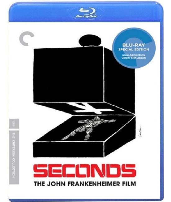 Вторые (Секунды, Второй шанс) [Blu-Ray]