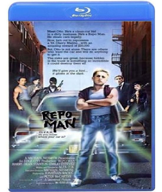 Конфискатор [Blu-ray]