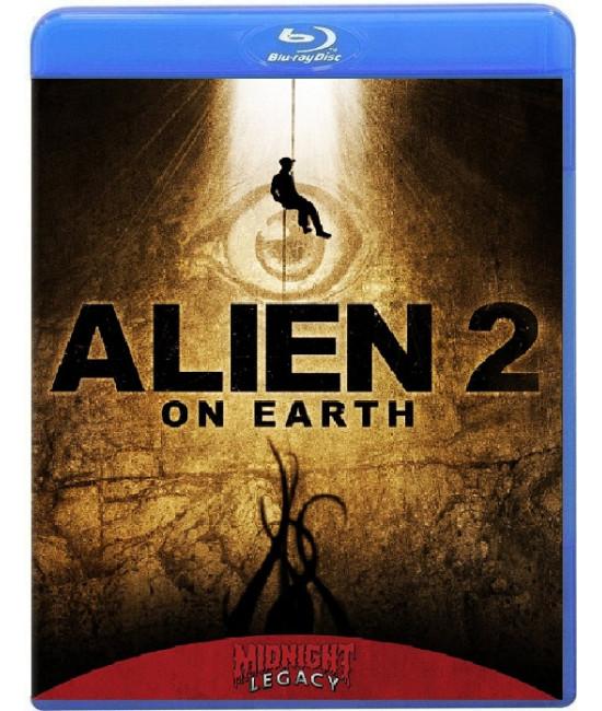 Чужой 2: На Земле / Инопланетный ужас  [Blu-ray]