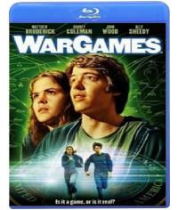 Военные игры [Blu-ray]