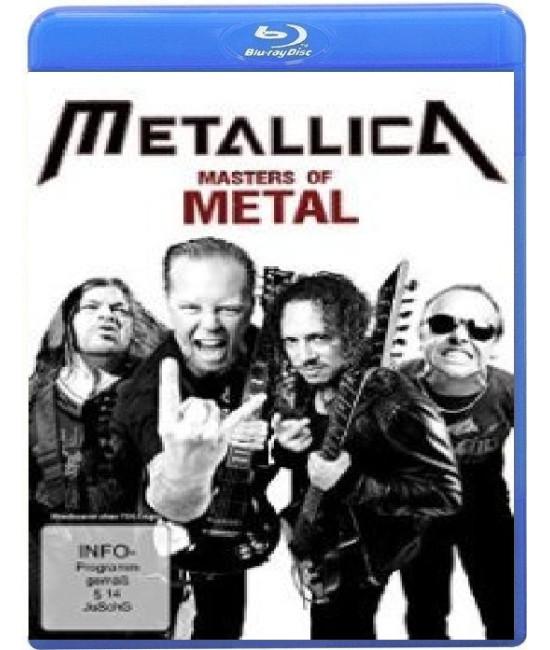 Metallica - Masters Of Metal [Blu-ray]