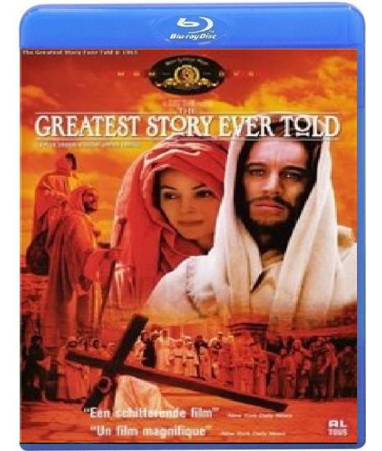 Величайшая из когда-либо рассказанных историй [Blu-ray]