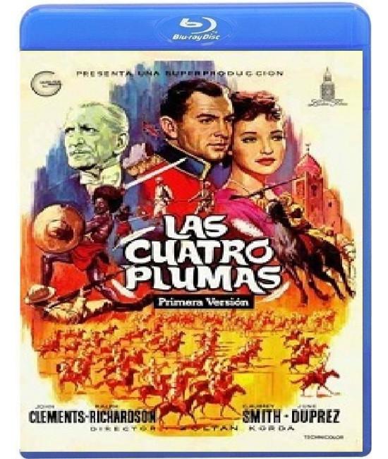 Четыре пера 1939 [Blu-ray]
