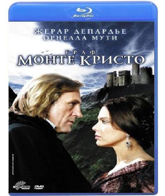 Граф Монте Кристо (4 серии) [Blu-Ray]