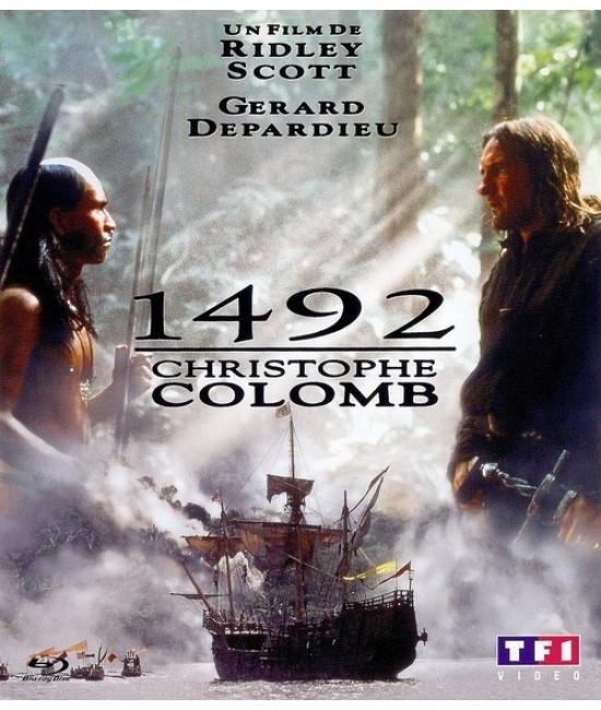 1492: Завоевание рая [Blu-Ray]