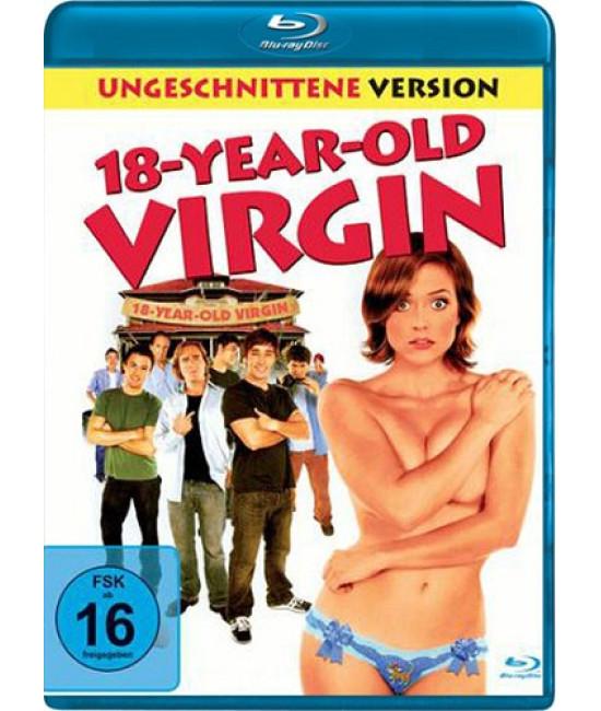 18-летняя девственница [Blu-ray]