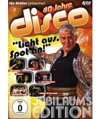 40 Jahre Disco - Jubläums Edition [4 DVD]