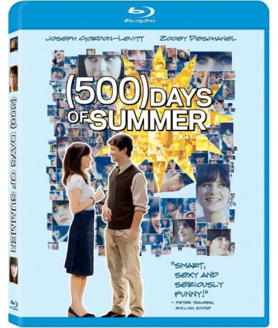 500 дней лета [Blu-Ray]
