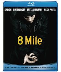 8 миля [Blu-Ray]