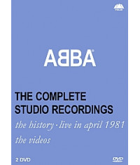 ABBA - The Complete Studio Recordings [2 DVD]