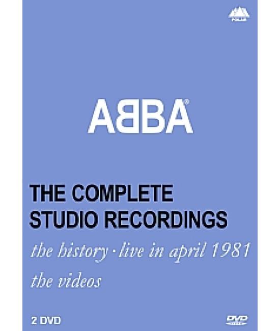 ABBA - The Complete Studio Recordings [2 DVD]