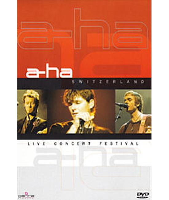 A-HA - Switzerland Live Concert. AVO Session Festival 2005 [DVD]