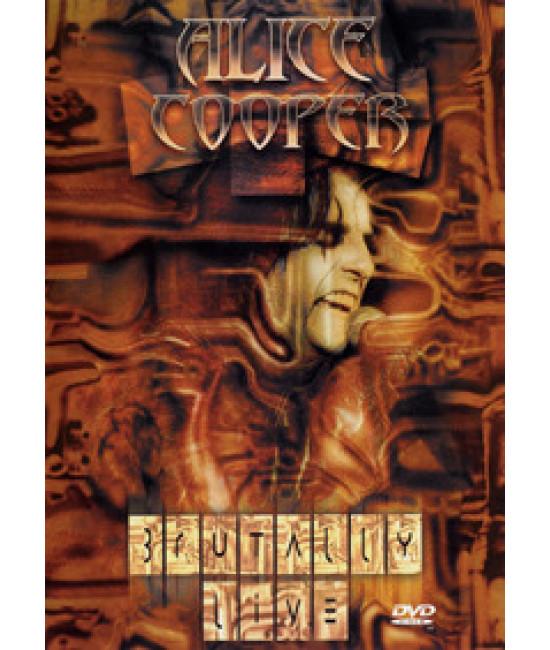 Alice Cooper - Brutally Live [DVD]