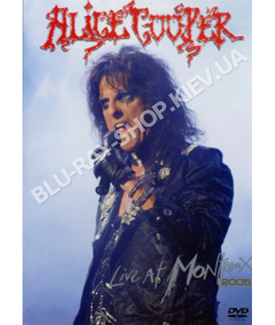 Alice Cooper - Live at Montreux (2005) [DVD]