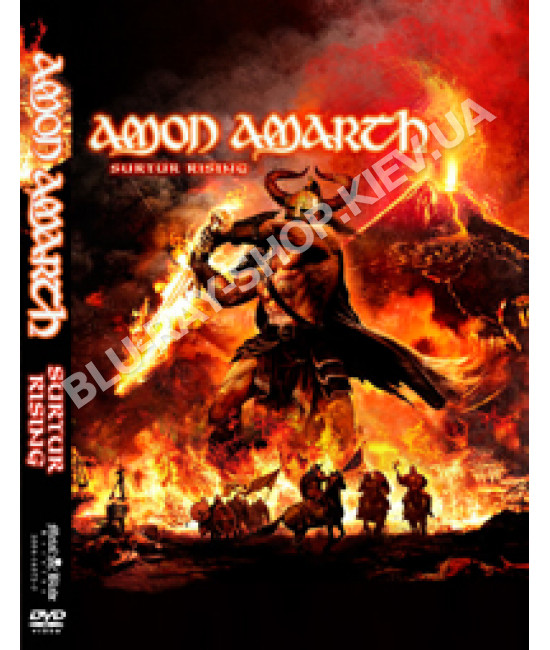 Amon Amarth - Surtur Rising (Bonus DVD) [DVD]