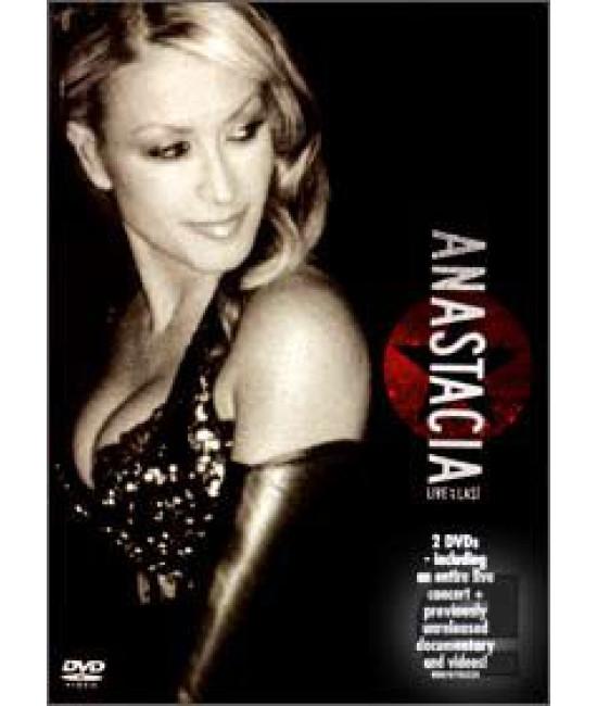 Anastacia - Live At Last [2 DVD]
