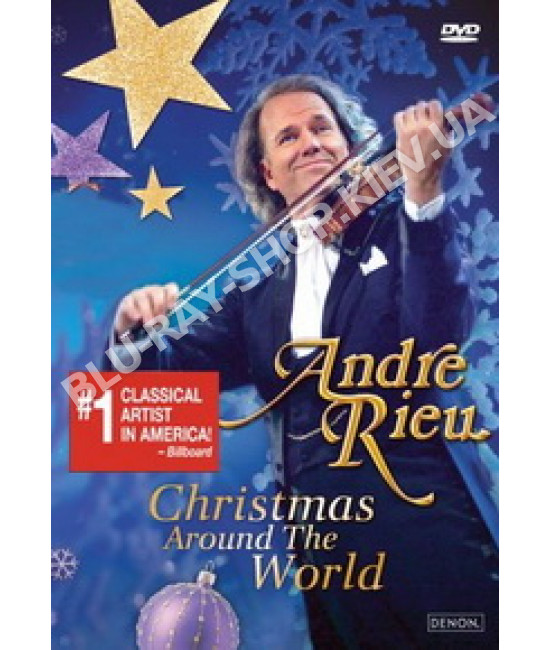 Andre Rieu - Christmas around the world [DVD]