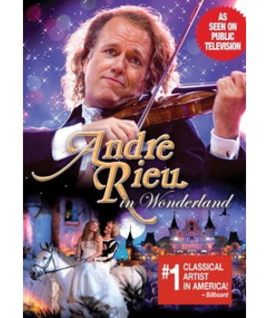 Andre Rieu - In Wonderland [DVD]