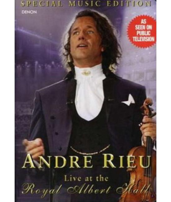 Andre Rieu - Live at the Royal Albert Hall [DVD]