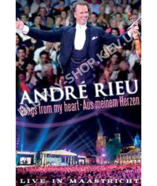 Andre Rieu - Live in Maastricht. Songs from my heart [DVD]