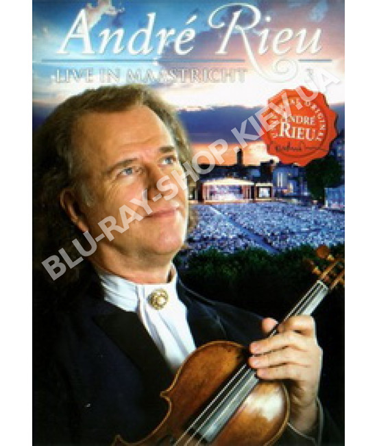 Andre Rieu - Live in Maastricht III [DVD]