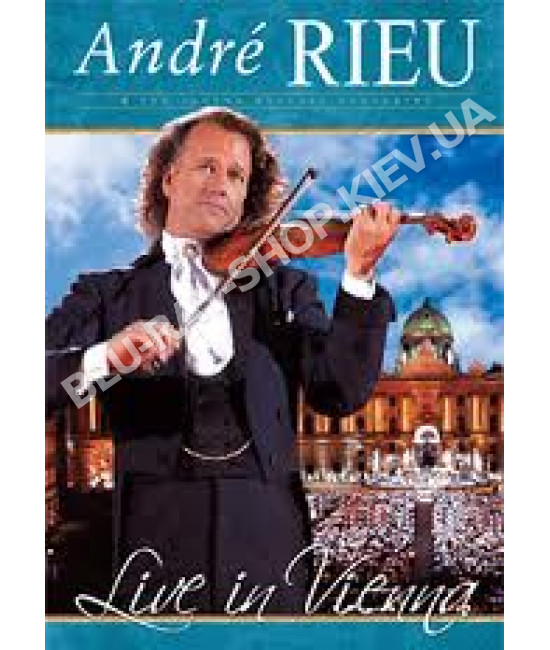 Andre Rieu - Live in Vienna [DVD]